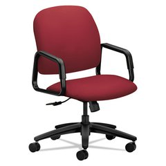Solutions Seating 4000 Series Executive High-Back Chair, Marsala