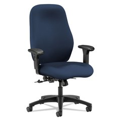 7800 Series High-Back Task Chair, Navy
