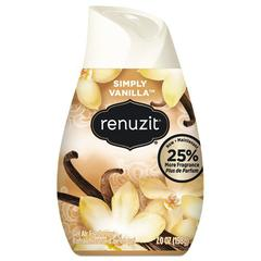 Adjustables Air Freshener, Simply Vanilla, Solid, 7 oz