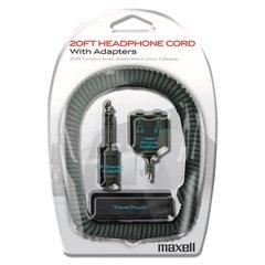Headphone Accessory Kit, Black