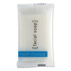Soap,  Bar, Flow Wrap, White, # 1 1/2, 500/Carton