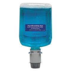 Pacific Blue Ultra Manual Dispenser Refill, Unscented, 1200mL Bottle, 4/Carton