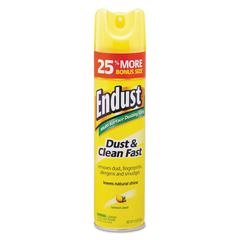 Endust Multi-Surface Dusting and Cleaning Spray, Lemon Zest