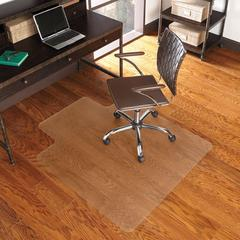 """EverLife Chair Mat for Hard Floors, 36"""" x 48"""", Clear"""