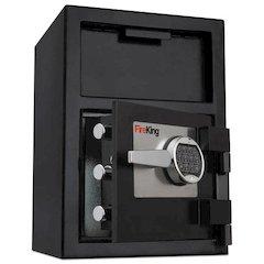 Depository Security Safe, 24 x 13.4 x 10.83, Black