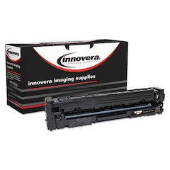 Remanufactured CF402A Toner, 1400 Page-Yield, Yellow