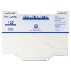 Health Gards Toilet Seat Covers, 3000/Carton