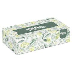 Naturals Facial Tissue, 2-Ply, White, 125/Box, 48 Boxes/Carton
