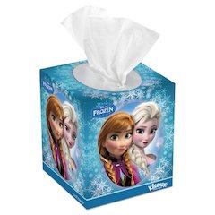 Cool Touch Facial Tissue, 2-Ply, 50 Sheets per Box, 27/Carton