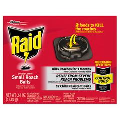 Roach Baits, 0.63 oz Box, 12/Carton