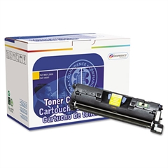 Dataproducts Remanufactured C9703A/Q3962A/Q3972A (121A/122A/123A) Toner, 4000 Pg-Yld, Yellow