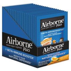 Immune Support Supplement Plus Beta Immune Booster, 20/Pack