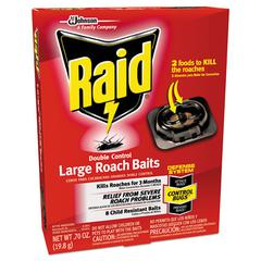 Roach Baits, 0.7 oz, Box, 6/Carton
