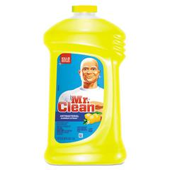 Multi-Surface Antibacterial Cleaner, Lemon Scent, 40 oz Bottle