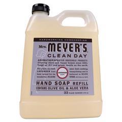 Clean Day Liquid Hand Soap, Lavender, 33 oz, 6/Carton