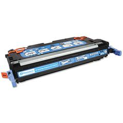 Remanufactured Q7581A (503A) Toner, 6000 Page-Yield, Cyan