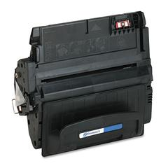 Remanufactured Q5942A (42A) Toner, 10000 Page-Yield, Black