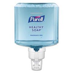 Foodservice HEALTHY SOAP Fragrance-Free Foam ES8 Refill, 1200 mL, 2/CT