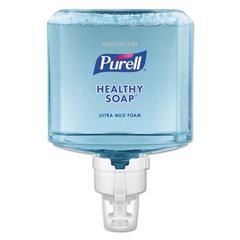 Healthcare HEALTHY SOAP Ultra Mild Foam ES8 Refill, Clean, 1200 mL, 2/CT