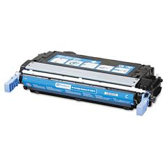 Remanufactured Q5951A (643A) Toner, Cyan