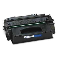Remanufactured Q5949X (49X) High-Yield Toner, 6000 Page-Yield, Black