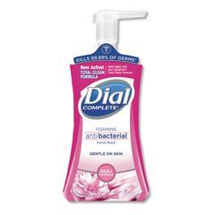Antibacterial Foaming Hand Wash, Silk and Magnolia, 7.5 oz Pump Bottle, 8/Carton