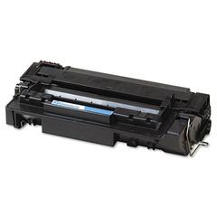 Remanufactured Q7551A (51A) Toner, 6500 Page-Yield, Black