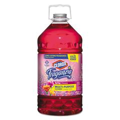 Fraganzia Multi-Purpose Cleaner, Spring Scent, 175 oz Bottle