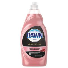Ultra Gentle Clean, Pomegranate Splash, 24 oz Bottle, 10/Carton