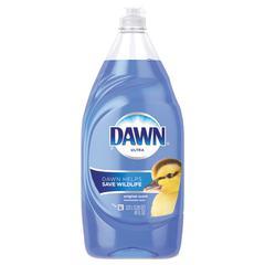 Liquid Dish Detergent, Dawn Original Scent, 41 oz Bottle, 9/Carton