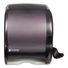 Element Lever Roll Towel Dispenser, Classic, Black, 12 1/2 x 8 1/2 x 12 3/4