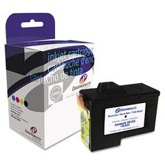 Remanufactured 7Y743 (Series 2) Ink, 600 Page Yield, Black