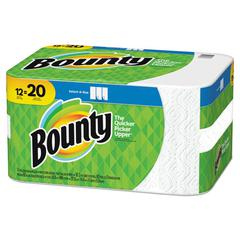 Select-a-Size Paper Towels, 2-Ply, White, 5.9 x 11, 92 Sheets/Roll, 12 Rolls/CT