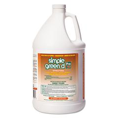 d Pro 3 Plus Antibacterial Concentrate, Herbal, 1 gal Bottle, 6/CT