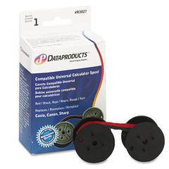 Dataproducts R3027 Compatible Ribbon, Black/Red