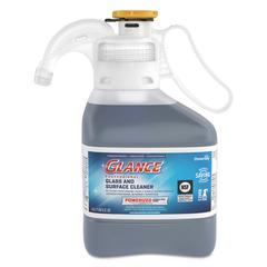 Concentrated Glance Professional Glass and Surface Cleaner, 47.3 oz Bottle