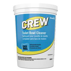 Crew Easy Pak, Pleasant Scent, 6.3 lb Packet, 90/tub, 2 Tubs/Carton