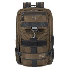 "Altitude Backpack, 12.37"" x 18.25"" x 18.25"", Nylon, Bronze"