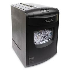 EX14-06 Super Cross-Cut Jam Free Shredder, 14 Sheet Capacity, Black