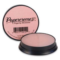 Papercreme Fingertip Moistener, 1.05 oz, Coral, 3/Pack