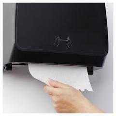 Control Slimroll Electronic Towel Dispenser, 12w x 7d x 12h, Black