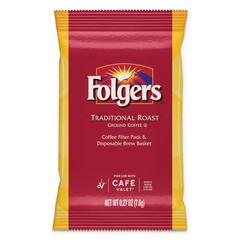 Traditional Roast, Regular, 0.27 oz Packet, 96/Carton