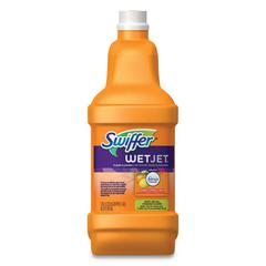 WetJet System Cleaning-Solution Refill, Citrus Scent, 1.25 L Bottle