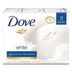 Bar Soap, Light Scent, 3.17 oz, 12/Carton