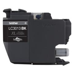 LC3013BK High-Yield Ink, 400 Page-Yield, Black