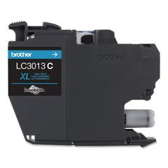 LC3013C High-Yield Ink, 400 Page-Yield, Cyan