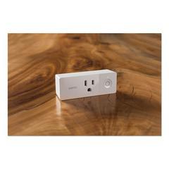 """Mini Smart Plug, 2.4"""" x 3.8"""" x 1.4"""", 120 V"""