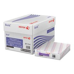"Bold Digital Printing Paper, 98 Bright, 24 lb 8 1/2"" x 11"" White, 500 Sheets/RM"