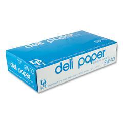 "Interfolded Deli Sheets, 10"" x 10 3/4"", 500/Box"
