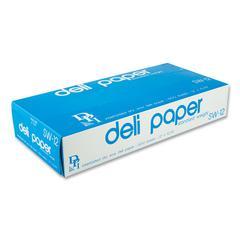 "Interfolded Deli Sheets, 12"" x 10 3/4"", 500/Box"